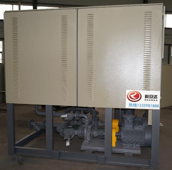 600KW导热油炉