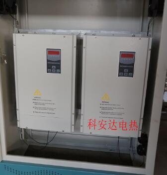 使用导热油加热器前的检查和准备工作