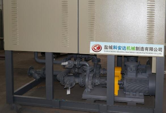 导热油电加热器设备特点